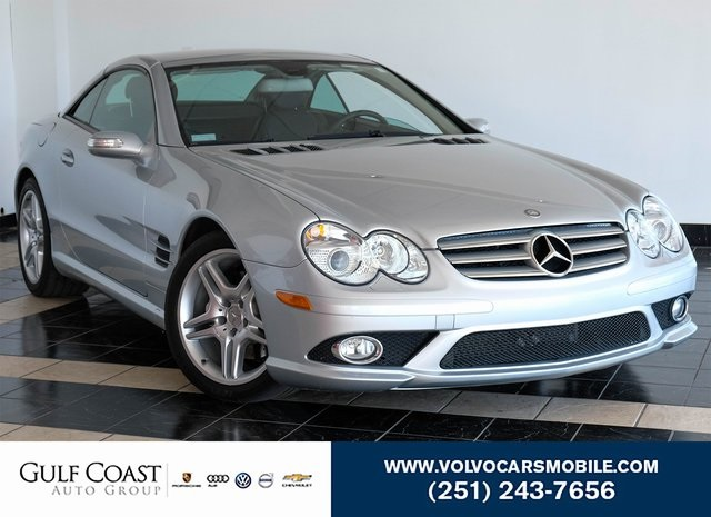 Pre Owned 2007 Mercedes Benz Sl Cl 550