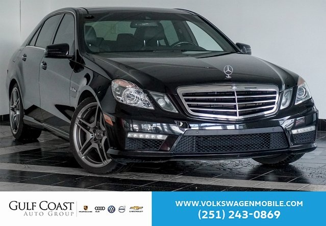 Pre-Owned 2011 Mercedes-Benz E-Class E 63 AMG®