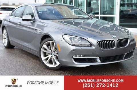 Pre-Owned 2013 BMW 6 Series 640i Gran Coupe