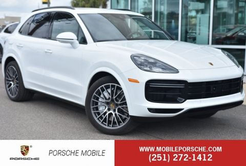 Pre-Owned 2020 Porsche Cayenne Turbo